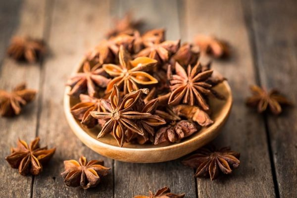 Whole Star Anise from Vietnam