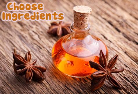 choose ingredients to make star anise wine vietnam